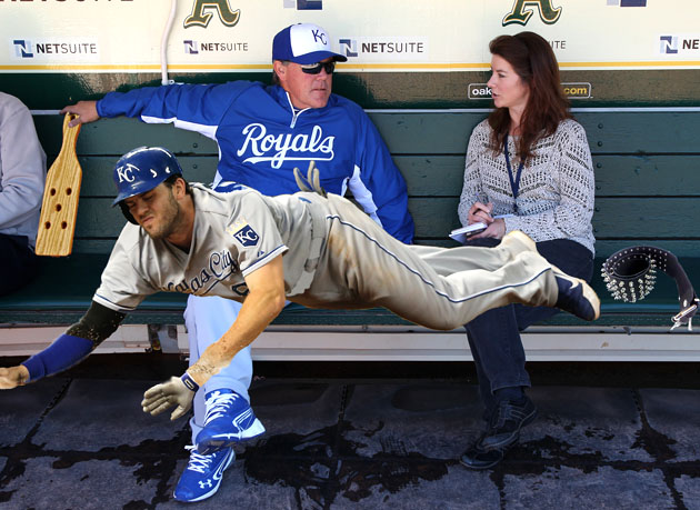 Ned Yost on Royals woes: 'What are you asking me to do? Take my…