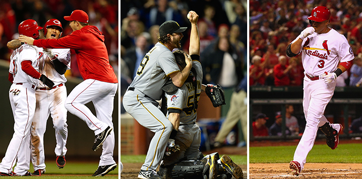 Wild night for the NL Central as Reds and Pirates clinch postse…
