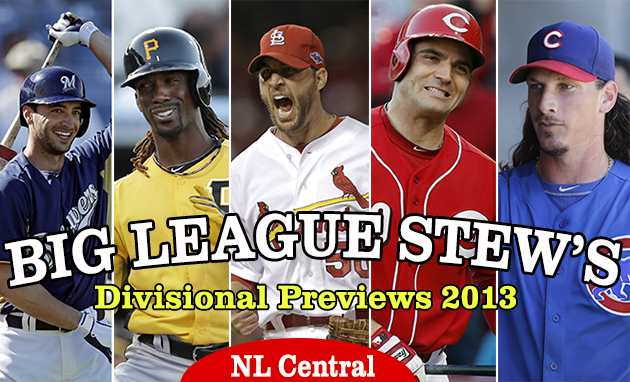 NL Central Preview: The Reds and the Cardinals still look good,…