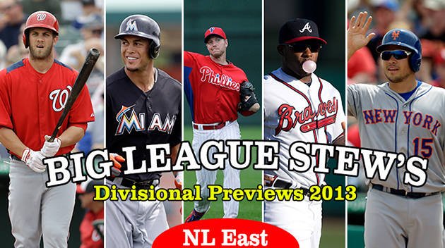 NL East Preview: The Nationals and the Braves are battling for …