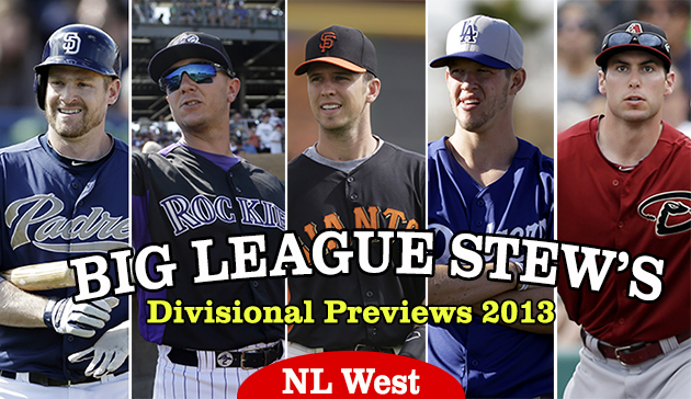 NL West Preview: Dodgers vs. Giants rivalry takes center stage …