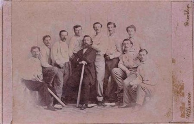 Yard-sale treasure: rare 1865 baseball card, bought for $100, s…