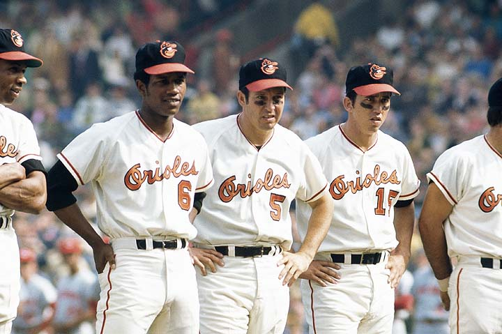 Paul Blair dies at 69 — Baltimore Orioles great won eight Gold …