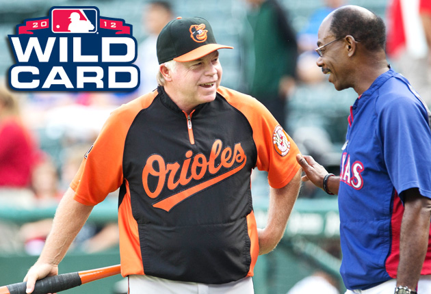 10 numbers for the Orioles-Rangers wild card