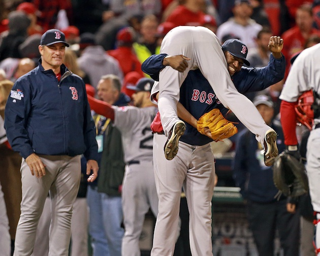 David Ortiz's rousing dugout speech, hot bat help Red Sox even …