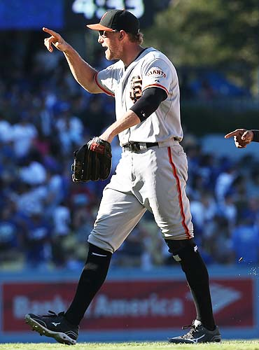 Hunter Pence homers in fourth straight game, is going to get pa…