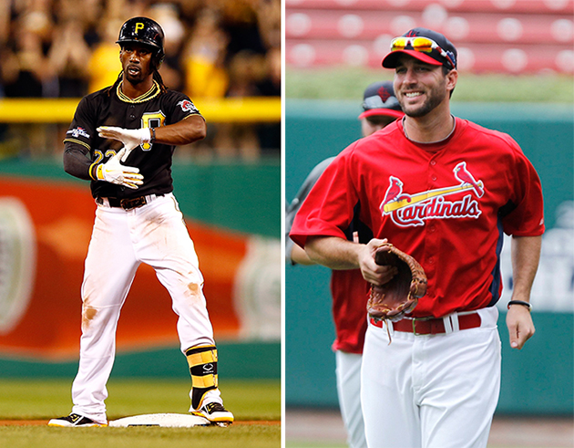 For the Pirates and Cardinals, it makes sense it would come dow…