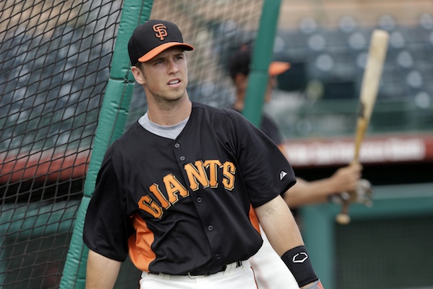 Buster Posey agrees to a new nine-year, $167 million contract w…