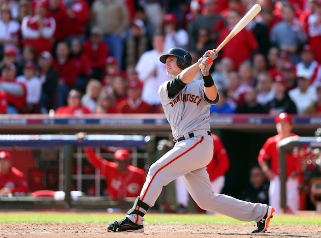 NLDS Game 5: Buster Posey completes grand Giants comeback with …