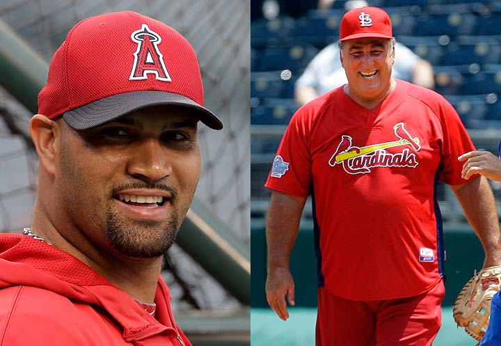 Albert Pujols and Jack Clark resolve defamation lawsuit born of…