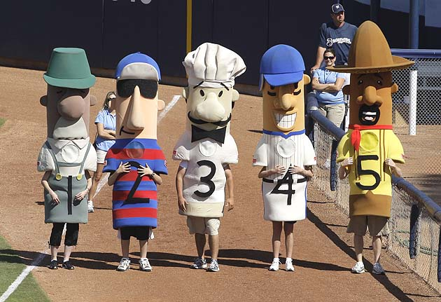 Italian Racing Sausage stolen during curling and beer-tasting p…