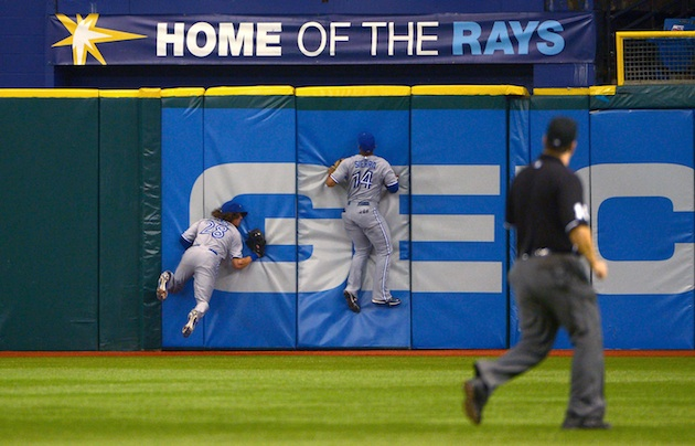 Create-a-Caption: Colby Rasmus pays the price