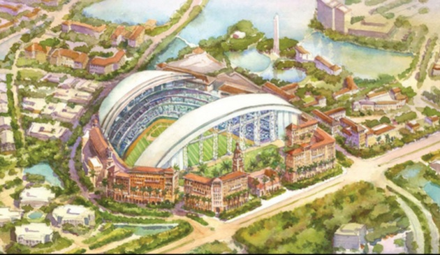 New Rays ballpark plan has been unveiled, complete with fancy d…