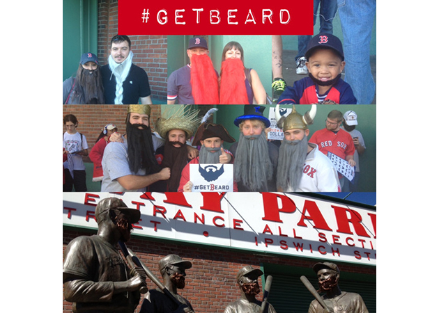 The Red Sox are embracing their beards, but are scruffy faces g…