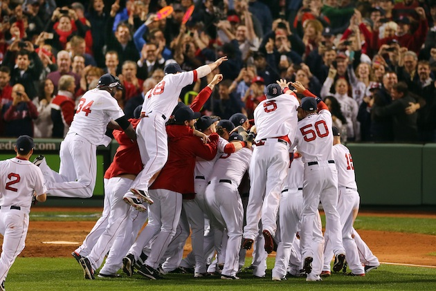 Five important moments that helped the Boston Red Sox win the A…