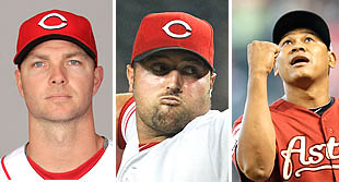 Bullpens forming for Reds (Jonathan Broxton), Angels (Ry