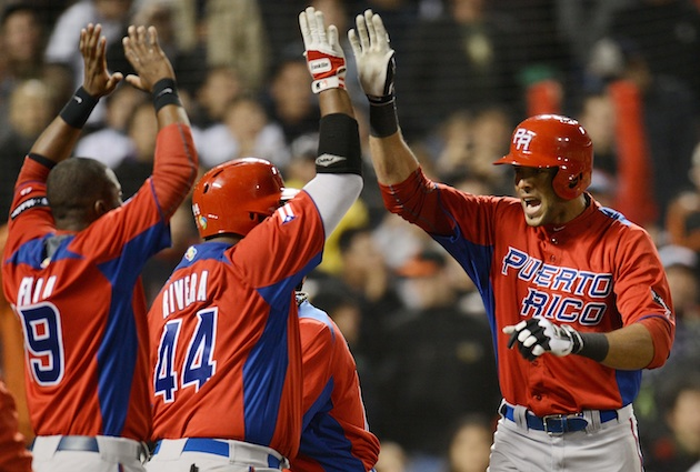 WBC semifinal: Puerto Rico ends Japan's reign, advances to cham…