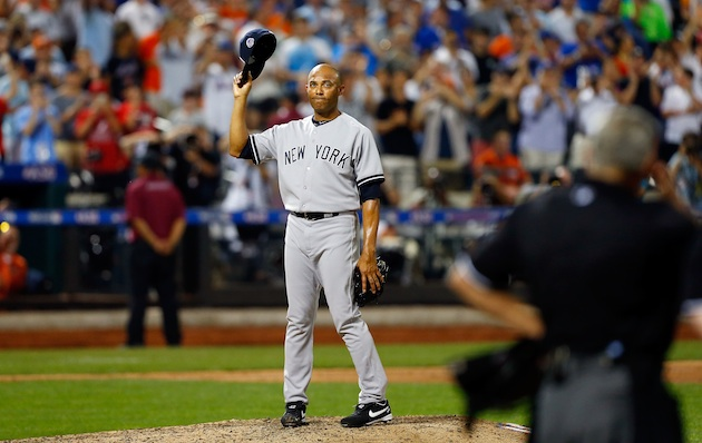 Don't go, Mo — Joe Girardi says he wants Mariano Rivera to retu…