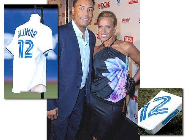 Roberto Alomar is getting married on 12/12/12 for a baseball-re…