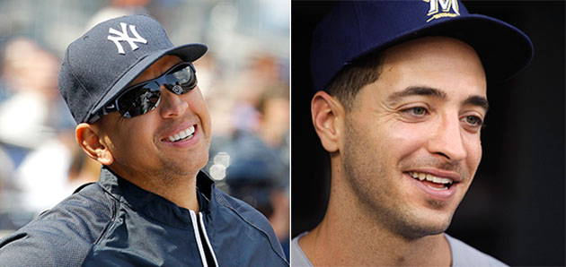 Report: MLB trying to suspend A-Rod, Ryan Braun, others connect…