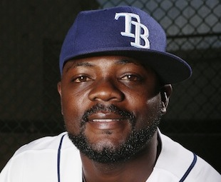 The evolution of Fernando Rodney's crooked cap