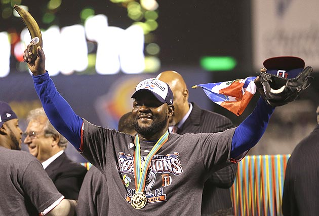 Fernando Rodney's 'magic plantain' in World Baseball Classic wa…