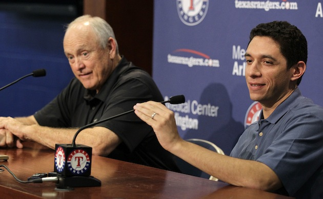 Report: Nolan Ryan possibly leaving Rangers