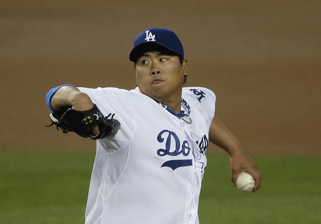 The Juice: Madison Bumgarner better in Hyun-Jin Ryu's debut; Tr…