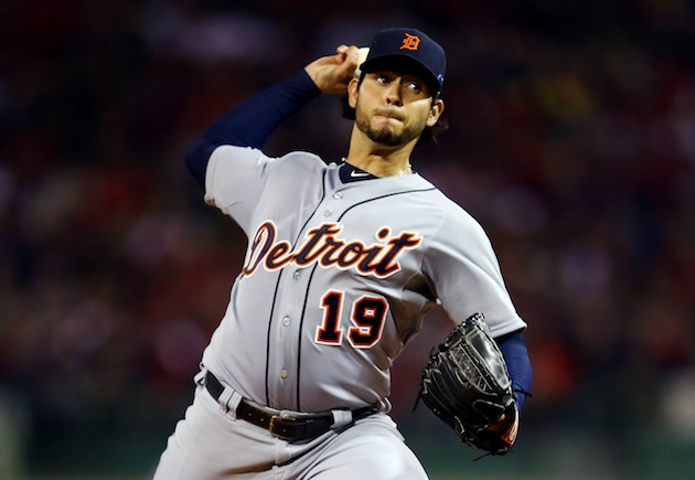 Anibal Sanchez makes postseason history with four strikeouts in…