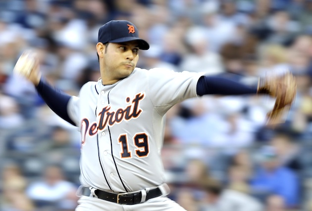 ALCS Game 2: Anibal Sanchez and Tigers take 2-0 series lead aft…