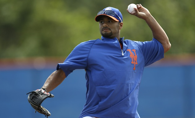 Johan Santana MRI shows 'probable' re-tear of shoulder capsule;…