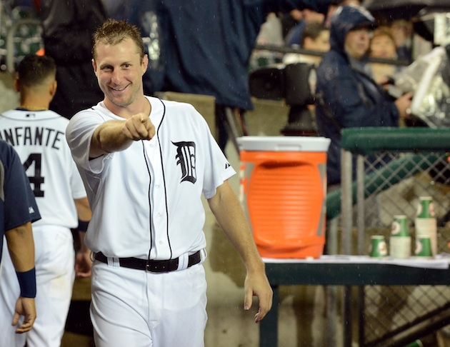 Tigers could use Max Scherzer out of the bullpen in ALDS Game 4…