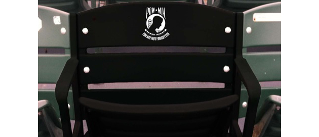 Minor league team will permanently leave seat vacant to honor m…