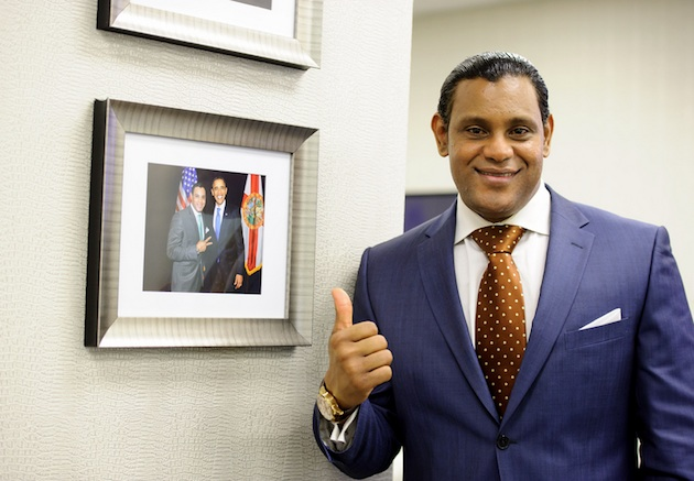 Sammy Sosa didn't make the Hall of Fame, but he does have a pop…