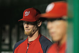 Stephen Strasburg shutdown begins now, manager Davey Johnson sa…