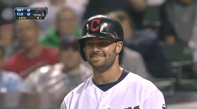 D'Ohio! Nick Swisher regrets not running it out