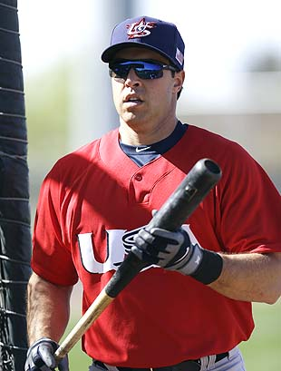 Mark Teixeira injured at batting tee, will miss World Baseball …