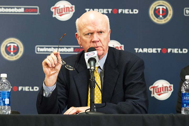 Skin cancer diagnosis sends Twins GM Terry Ryan to Mayo Clinic