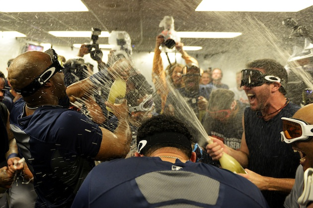 Detroit Tigers 'feel the shift' after their ALDS win, now try t…