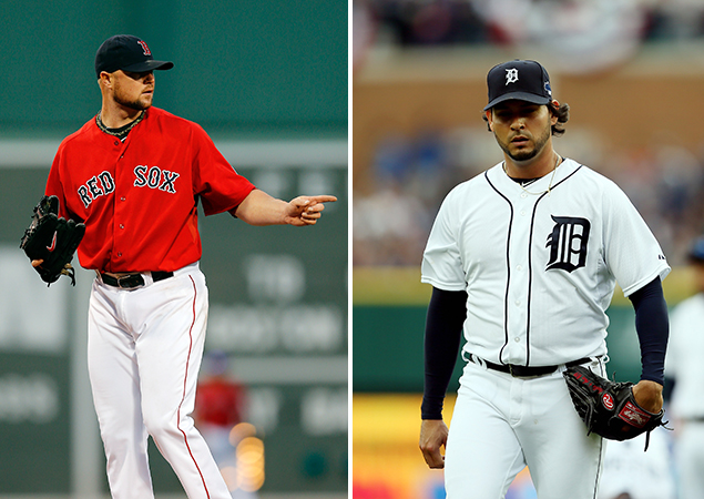 ALCS preview: Detroit Tigers vs. Boston Red Sox