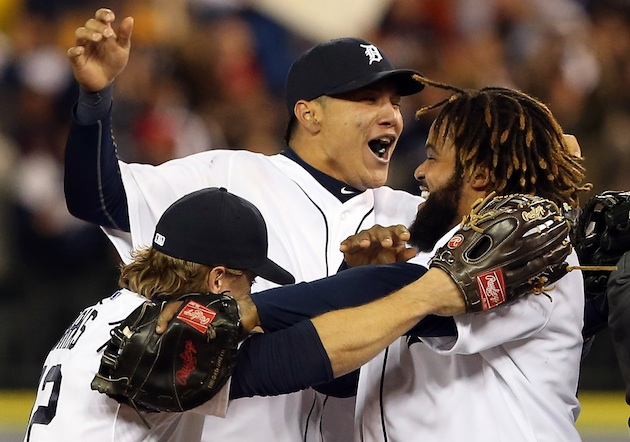 ALCS Game 4: Tigers sweep Yankees, head to World Series after 8…
