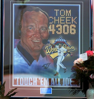 Tom Cheek finally gets Hall of Fame nod, late Blue Jays broadca…