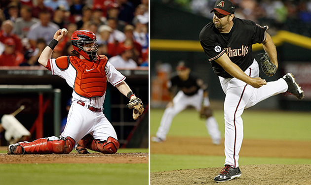 Rays acquire Heath Bell and Ryan Hanigan in three-way trade wit…