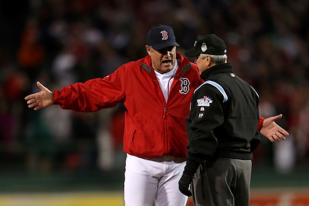 Botched call, then umpire reversal helps Red Sox take early lea…