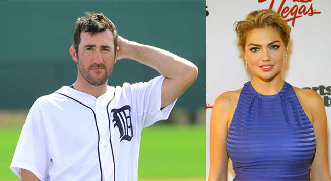 Happy Valentine's Day, Justin Verlander: Kate Upton says she's …