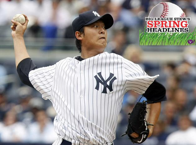 Spring Headlines: Chien-Ming Wang returns to Yankees, Casey Kel…