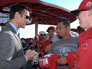 Jerry Dipoto offers encouragement, reassurance on Mike Trout's …