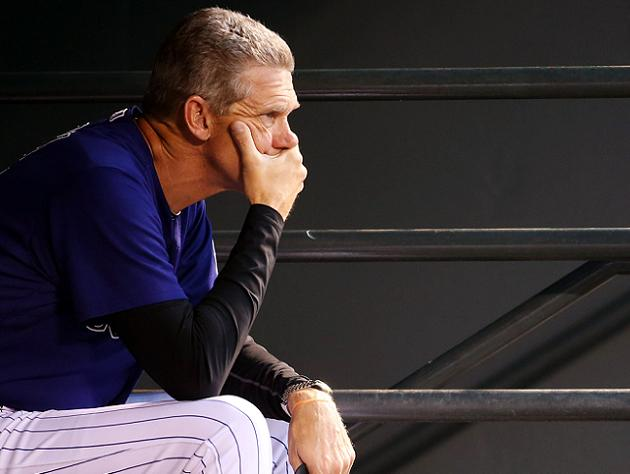 Jim Tracy steps down as Colorado Rockies manager