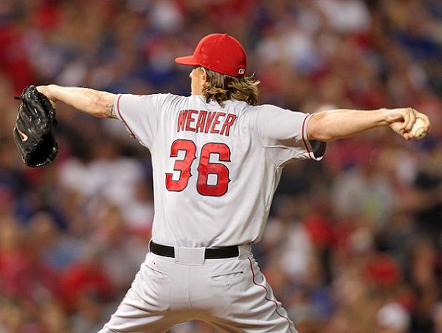 The Juice: Jered Weaver reaches 20 wins for Angels, Orioles one…