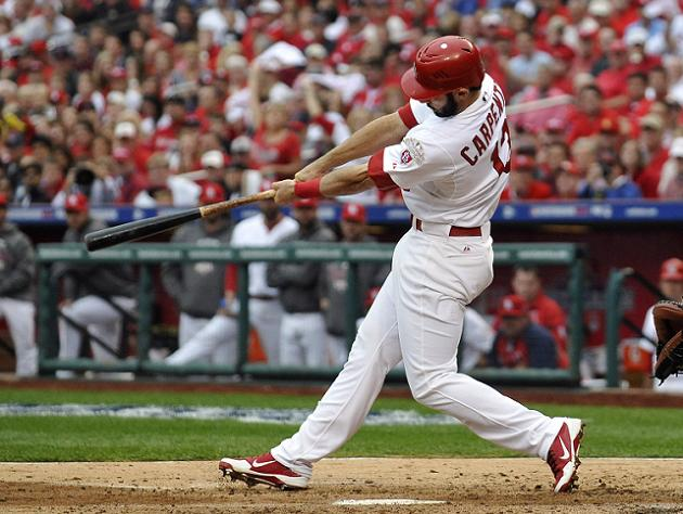 NLCS Game 3: Matt Carpenter's blast and strong bullpen help Car…